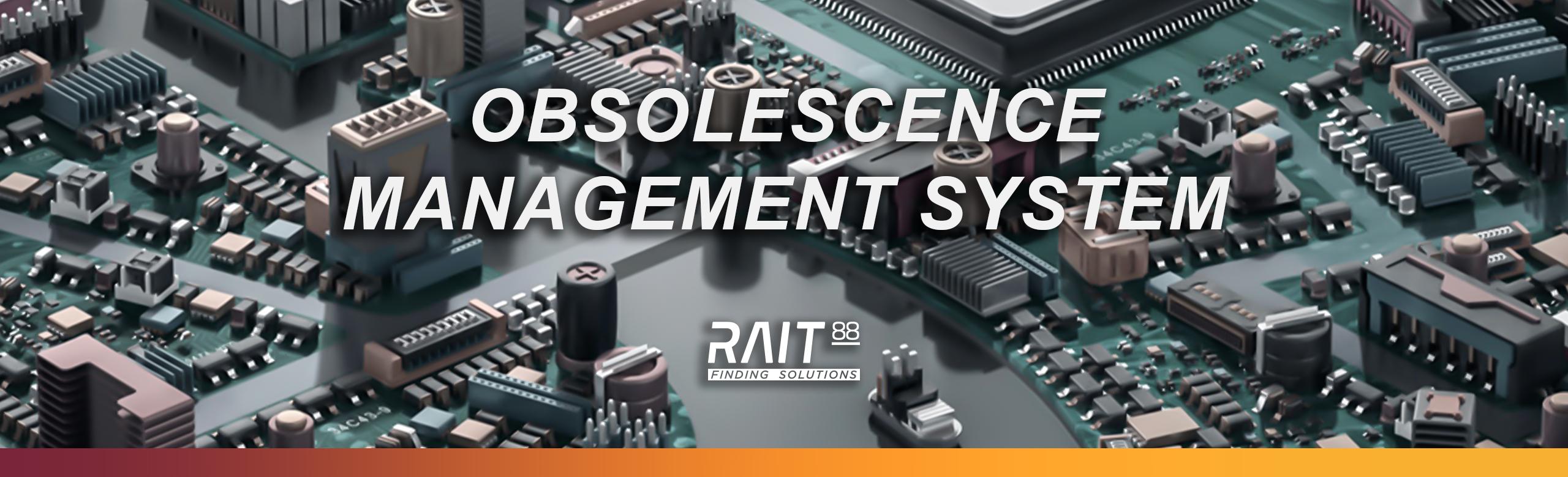 Obsolescence management system